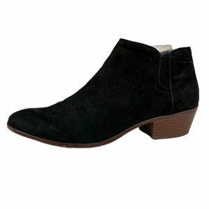CIRCUS by Sam Edelman Black Suede Booties - 8.5/9